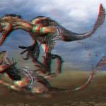 Reptiles gigantes prehistóricos Dinosaurios 3D