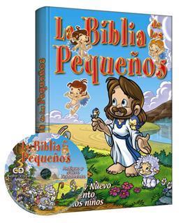 biblia de los pequeños